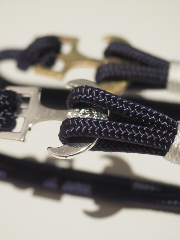 Navy w/ White Whipping (LIMITED EDITION)