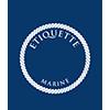 Etiquette Marine