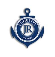 JR Crest - Etiquette Marine