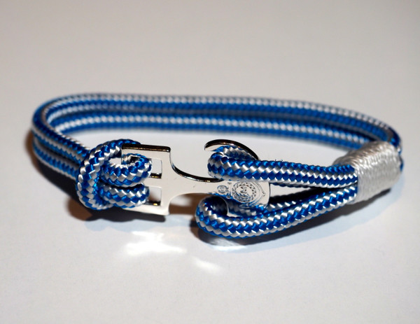 Hand made nautical Anchor bracelet